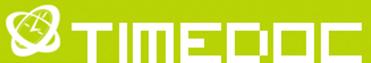 Logo Timedoc von AlphaCom | microtech.de