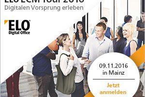 ELO ECM Tour 2016 in Mainz | microtech.de