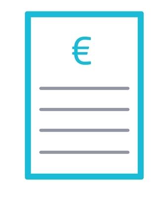 Grafik einer Rechnung | microtech.de