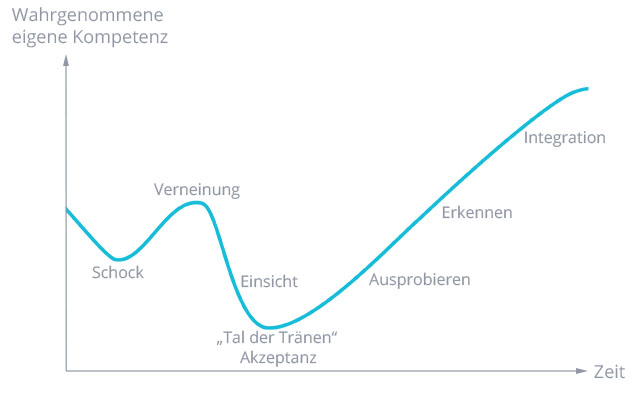 Grafik 7 Phasenmodell | microtech.de