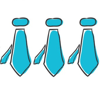Unternehemnsformen | Drei Krawatten | microtech.de