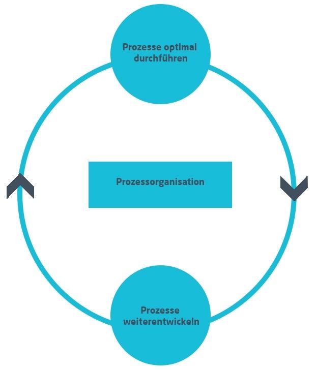 Prozessorganisation | Kreislauf | microtech.de