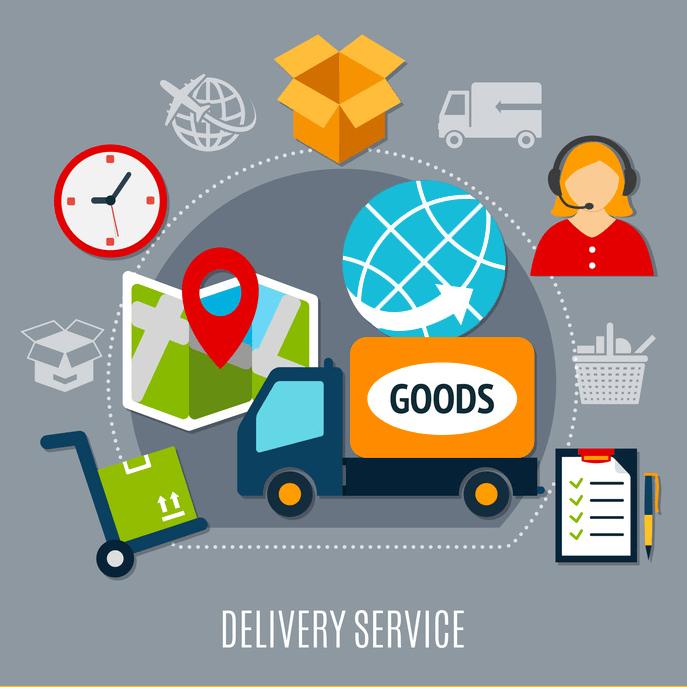 E-Commerce | Schnelle Lieferungen | microtech.de