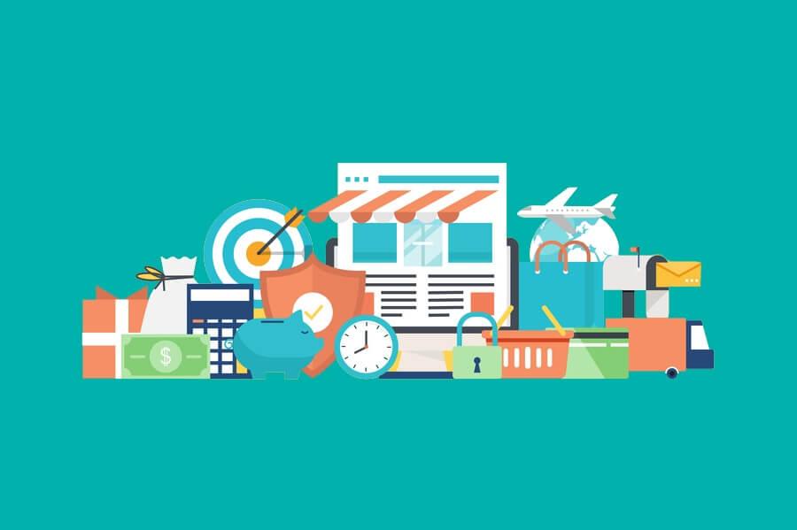E Commerce | microtech.de
