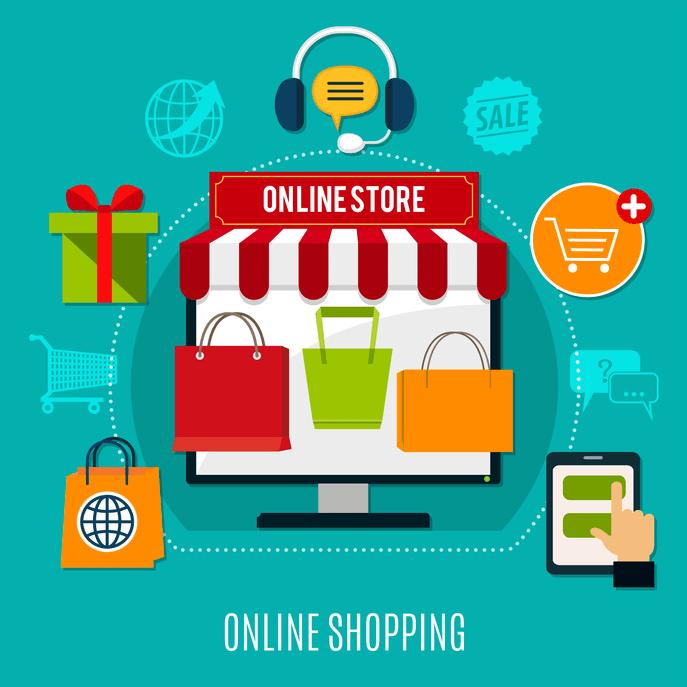 E-Commerce   Prozess des Online Einkaufes   microtech.de