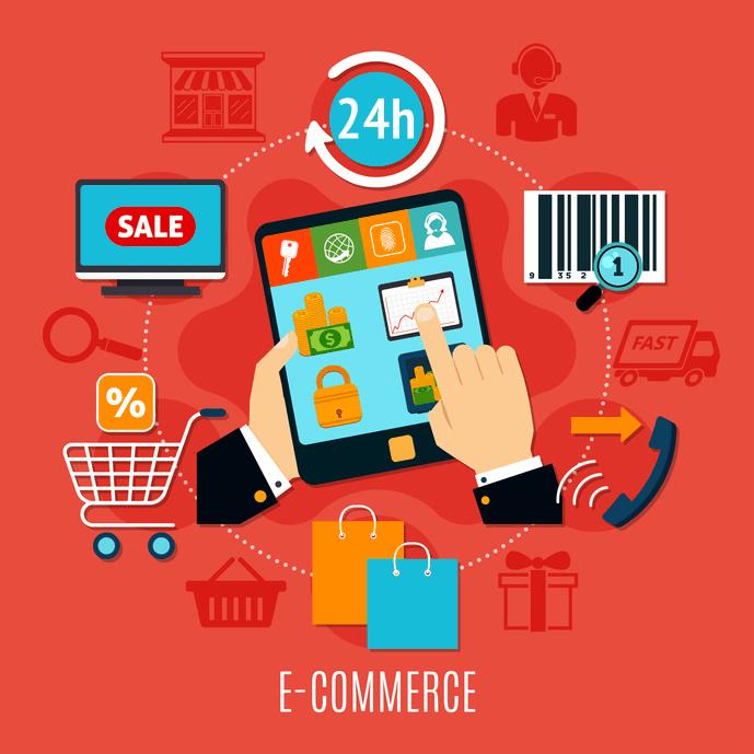 E-Commerce | Prozesskreislauf | microtech.de