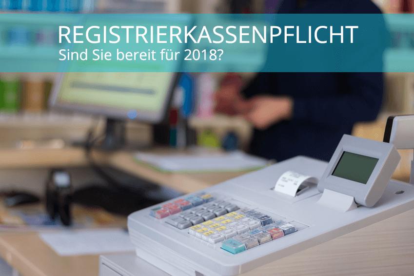 Registrierkassenpflicht 2018 | microtech.de