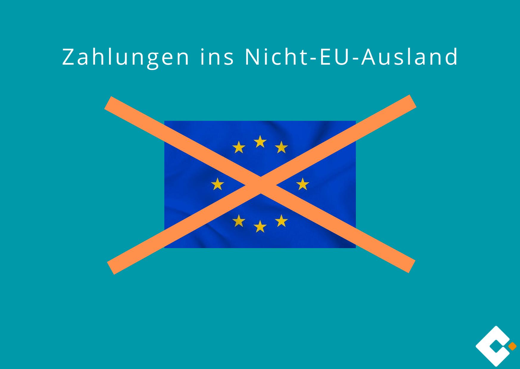 Rechnungsstellung und Zahlungen ins Nicht-EU-Ausland