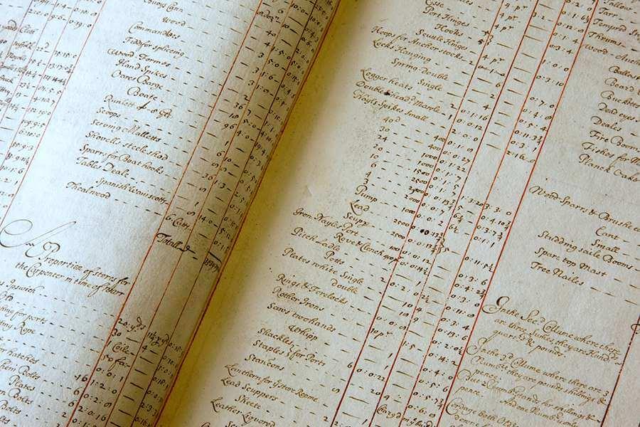 ERP-Software - Am Anfang war Papier