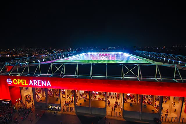 Mainz 05 | Opel Arena