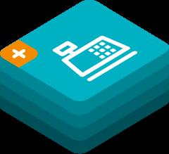 microtech Kasse | Icon XXL
