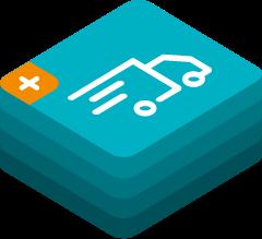 microtech Logistik & Versand | Icon XXL