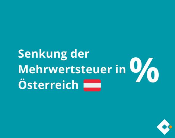 Mehrwertsteuersenkung Österreich