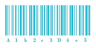 Barcode | Code 128 Abbildung | microtech.de