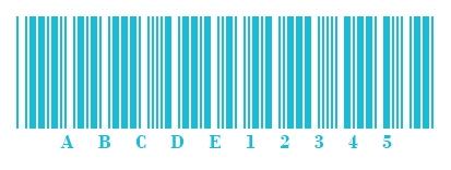 Barcode | Code 39 Abbildung | microtech.de