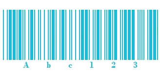 Barcode | Code 93 Extended Abbildung | microtech.de