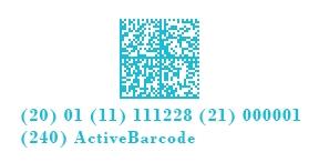 Barcode | GS1-Data Matrix Code | microtech.de