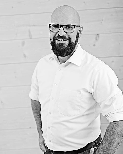 microtech | Chris Jakob, Teamleiter Neukundenvertrieb