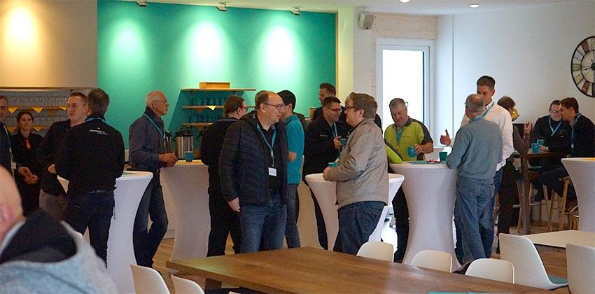 microtech Regionalkonferenz 2019 | Schulungstag in Hargesheim