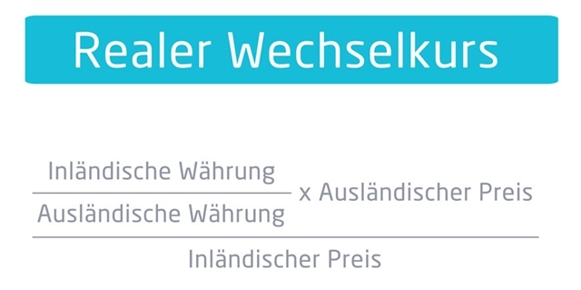 Berechnung realer Wechselkurs | mircotech.de