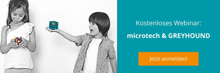 Webinar | microtech & GREYHOUND | Jetzt anmelden!