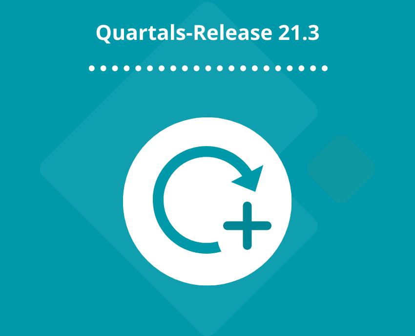 Quartals-Release 21.3